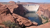 Glen canyon dam s