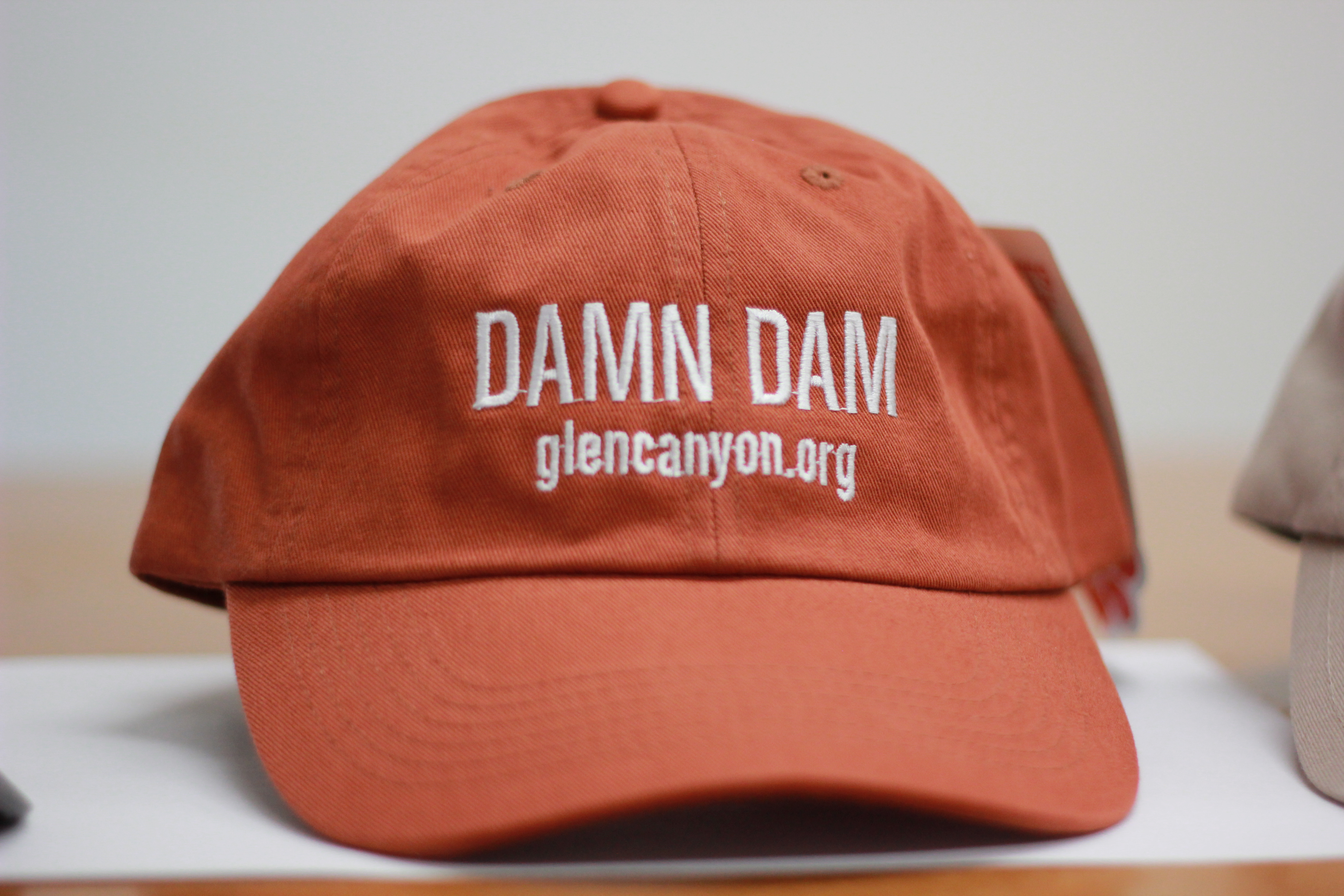 c3b31afdf0e Damn Dam Embroidered Hats – Glen Canyon Institute